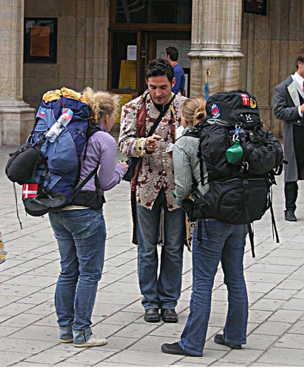 How to Backpack Through Europe Cheaply