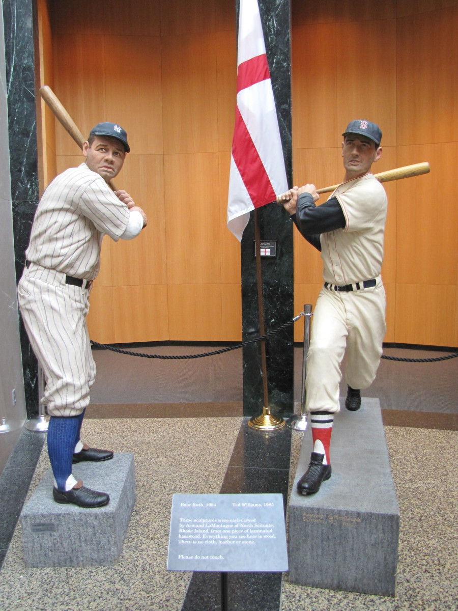 The Baseball Hall of Fame and Museum