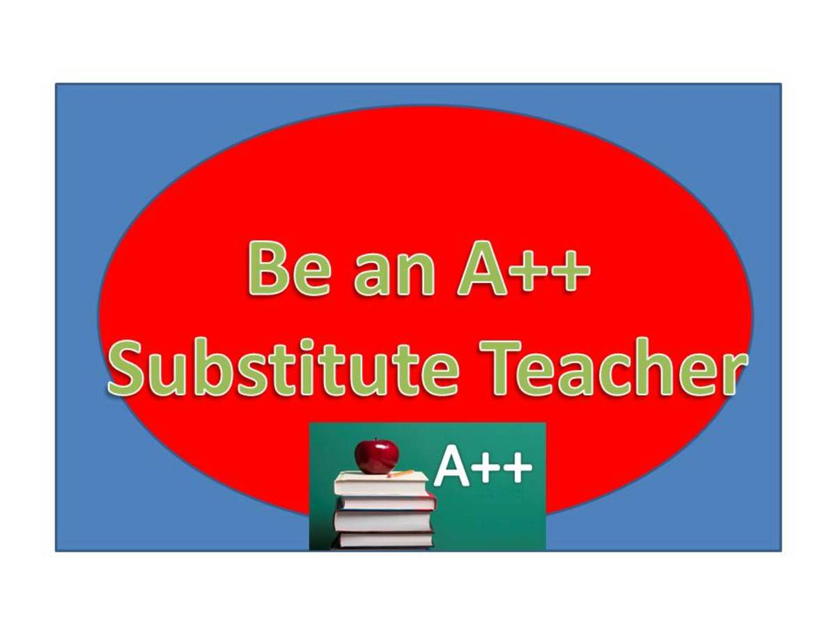 How to Be an Effective Substitute Teacher: A Guide and Tips for Substitute Teachers in the Classroom