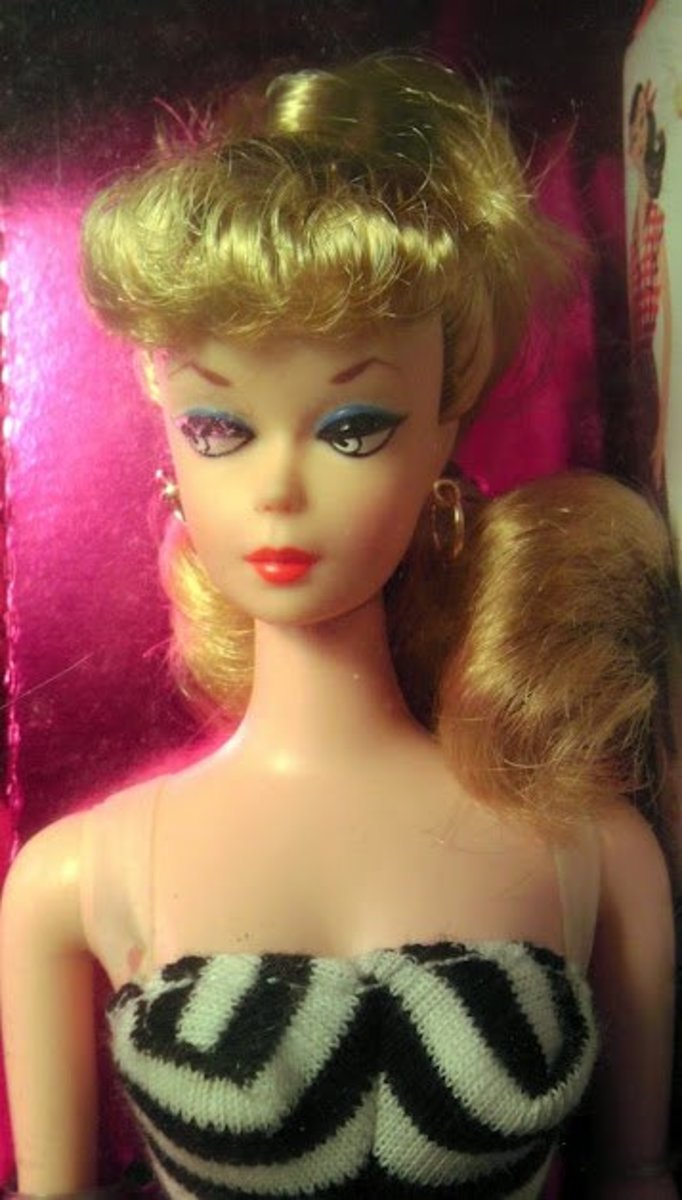 Barbie History: The Real Story Behind the Original Barbie