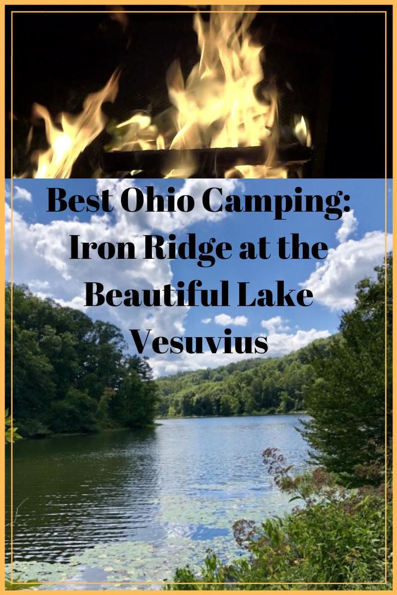 Best Ohio Camping: Iron Ridge at the Beautiful Lake Vesuvius