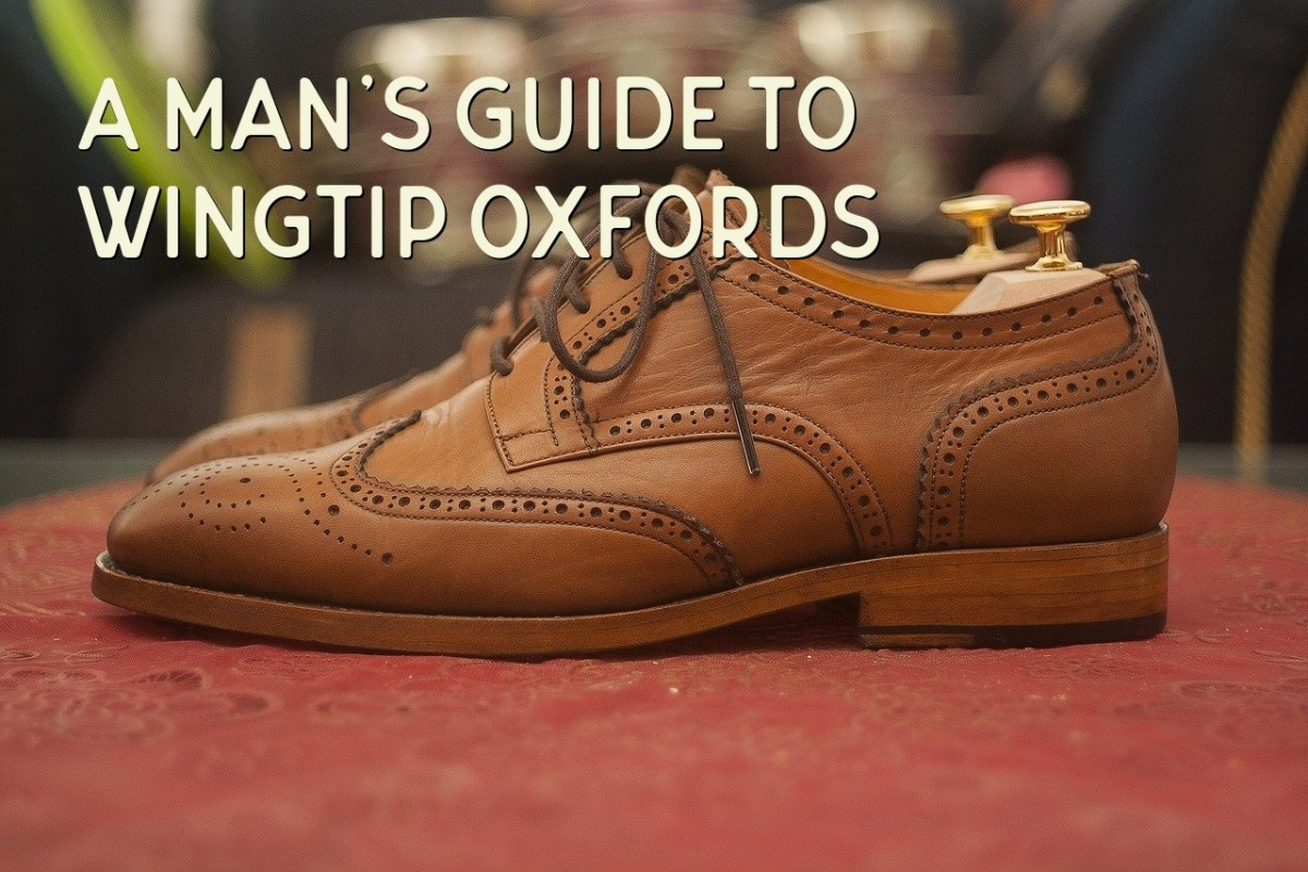 The Best Wingtip Oxford Shoes for Men
