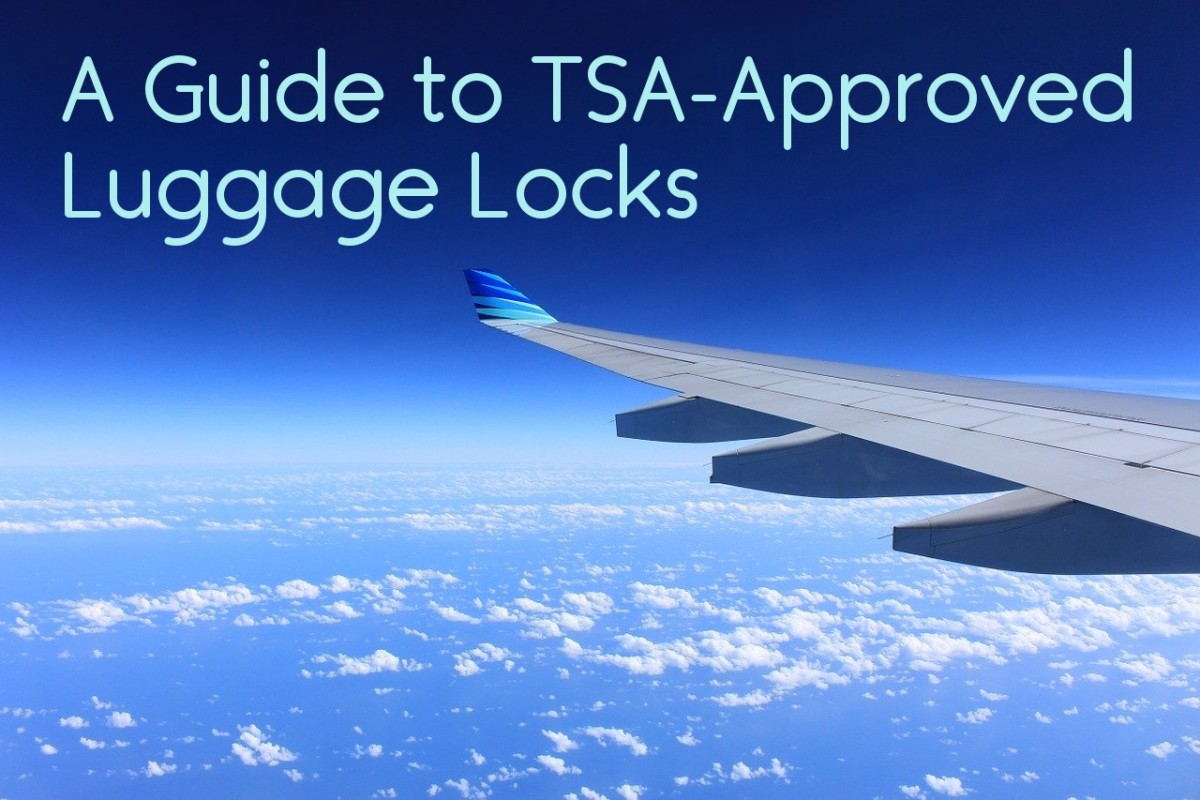 The Best TSA-Approved Luggage Locks