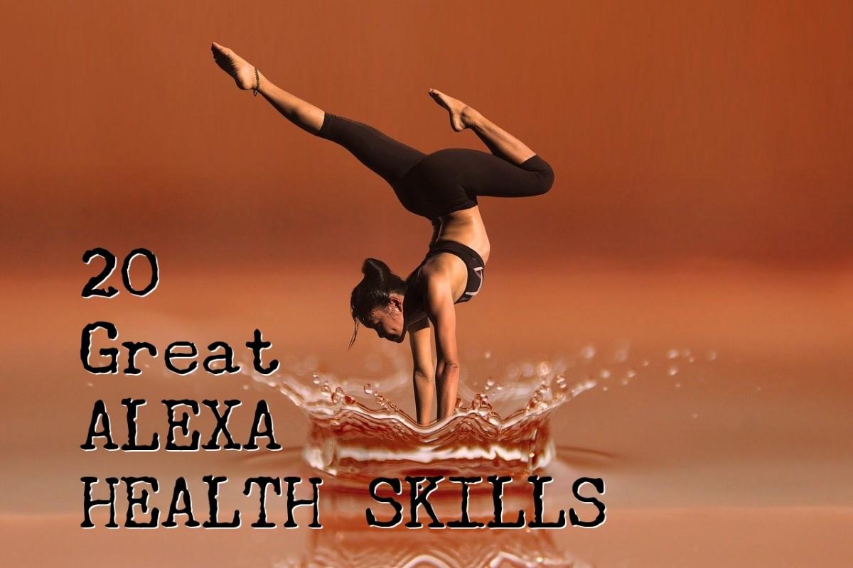 20 Great Alexa Health and Fitness Skills