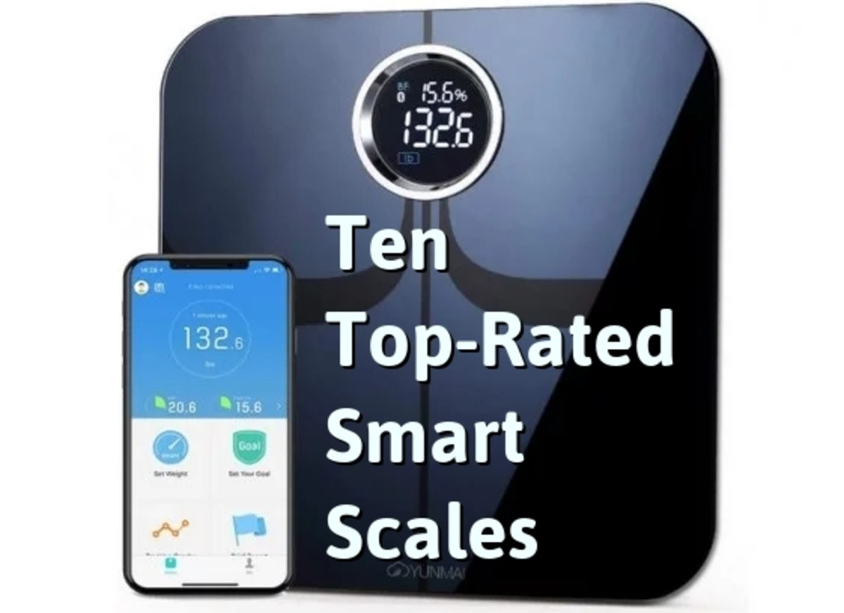 Top Ten Fat Scales for 2019