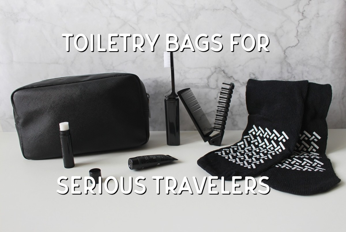 Toiletry Bags and Dopp Kits for Men: Top Choices