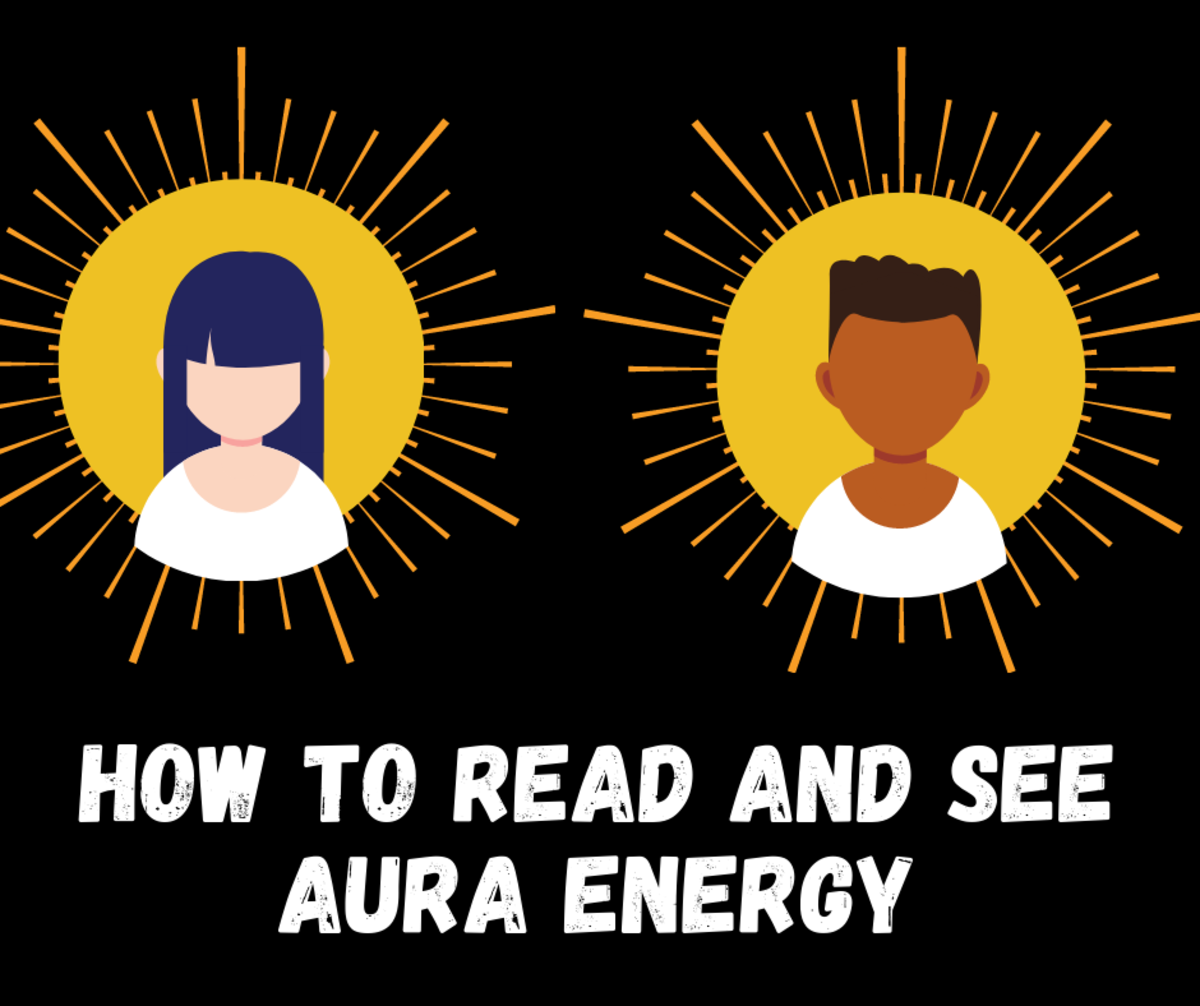 How to Read and See Aura Energy