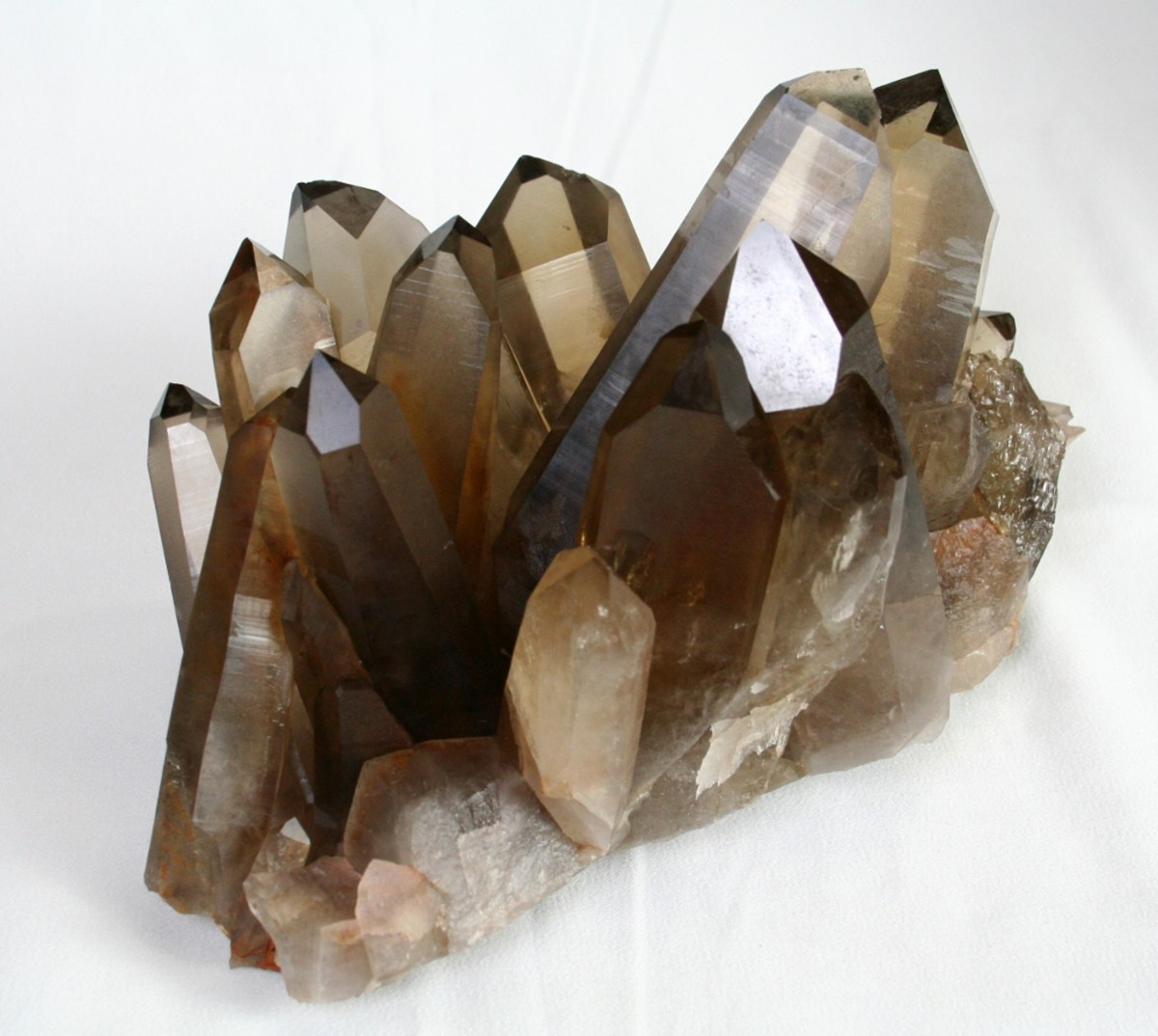 Smoky quartz stone: properties 58