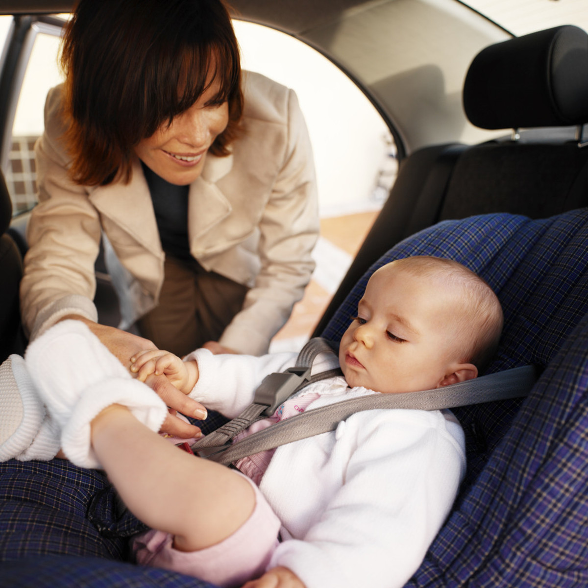 How Long Does a Child Need a Car Seat or Booster Seat?