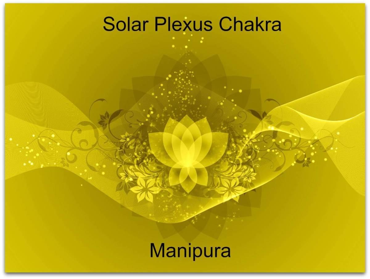 Solar Plexus Chakra Balancing and Healing