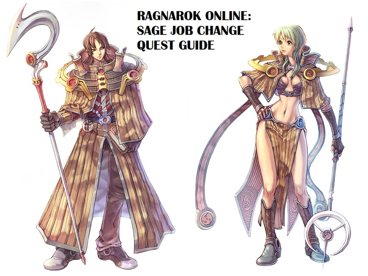 Ragnarok Online Sage Job Change Quest Guide