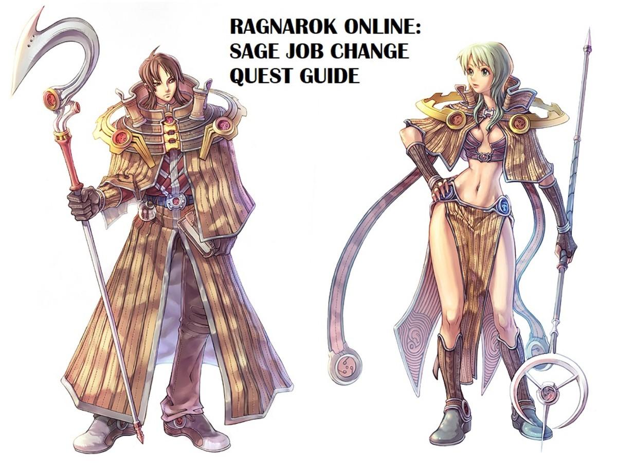 Ragnarok Online: Sage Job Change Quest Guide