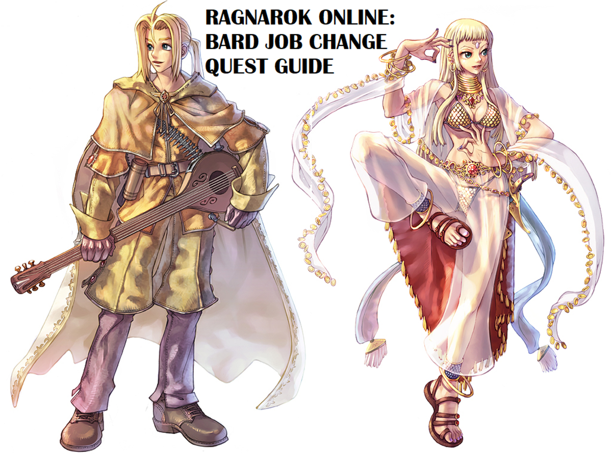 Ragnarok Online: Bard Job Change Quest Guide