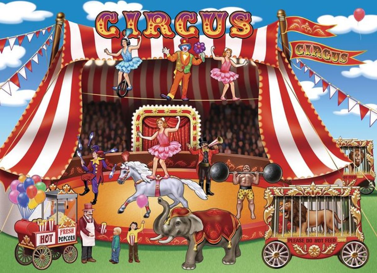 Touring Circuses in the United States and Beyond