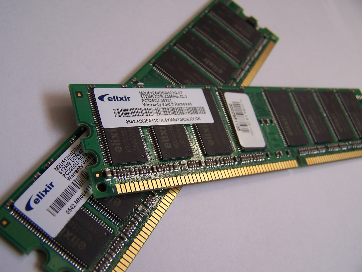 Adding More Memory or RAM Is the Most Cost Effective Upgrade to Increase Performance