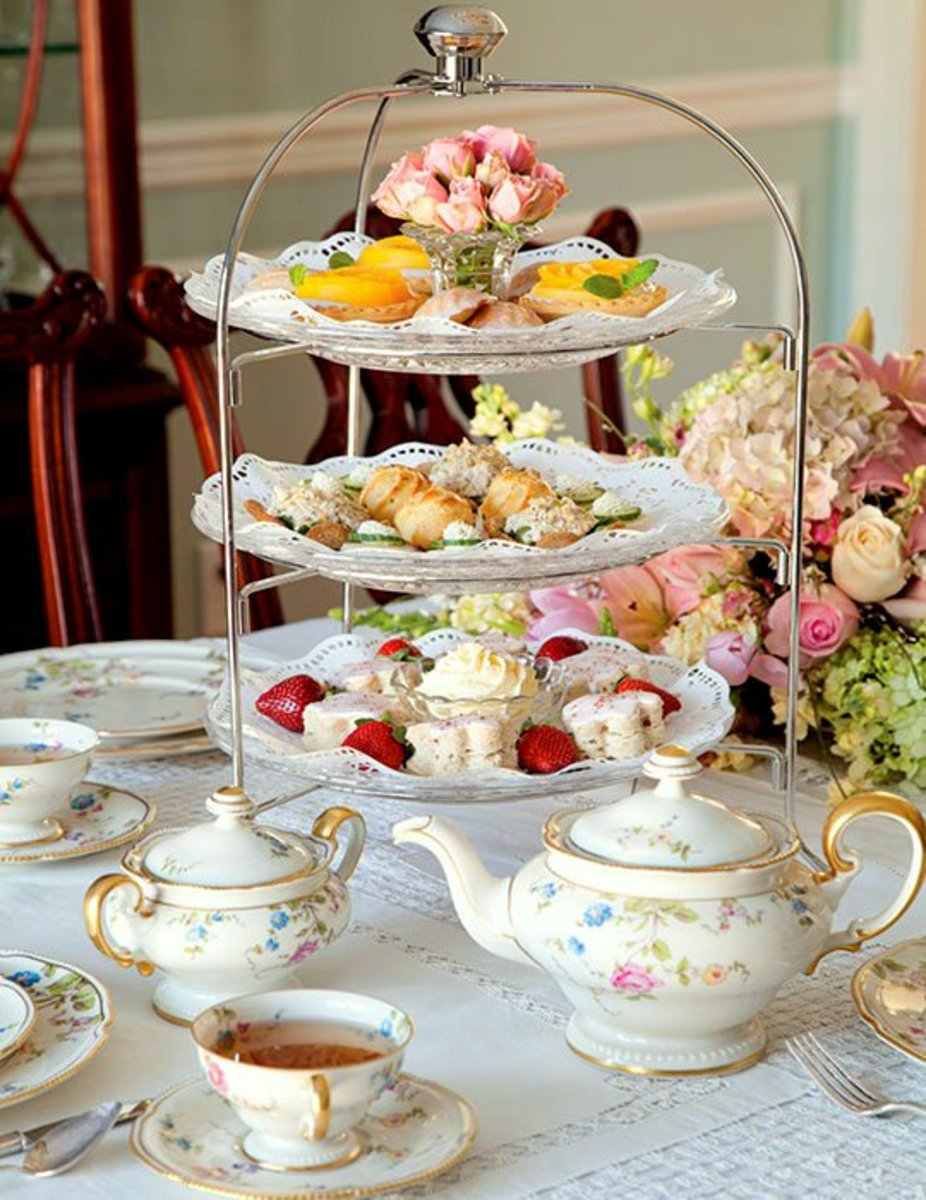 Interesting Facts About English Tea