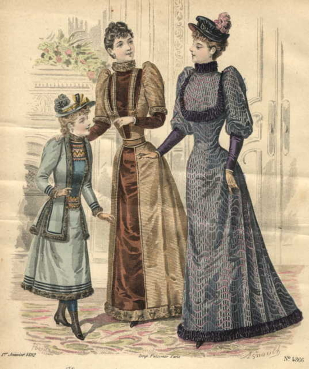 History of Corsets for Women