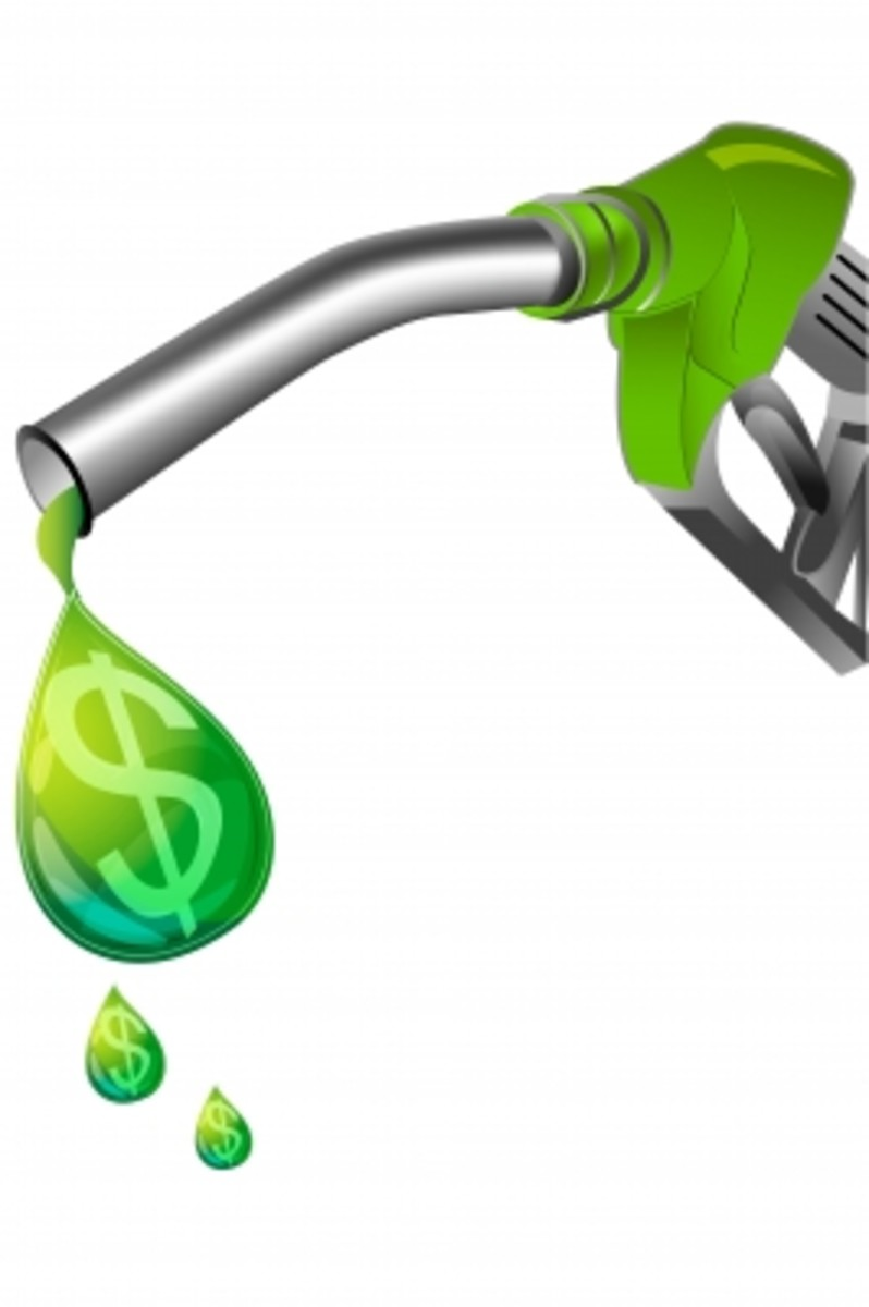 Filling a gas tank can feel like pouring money down the tube