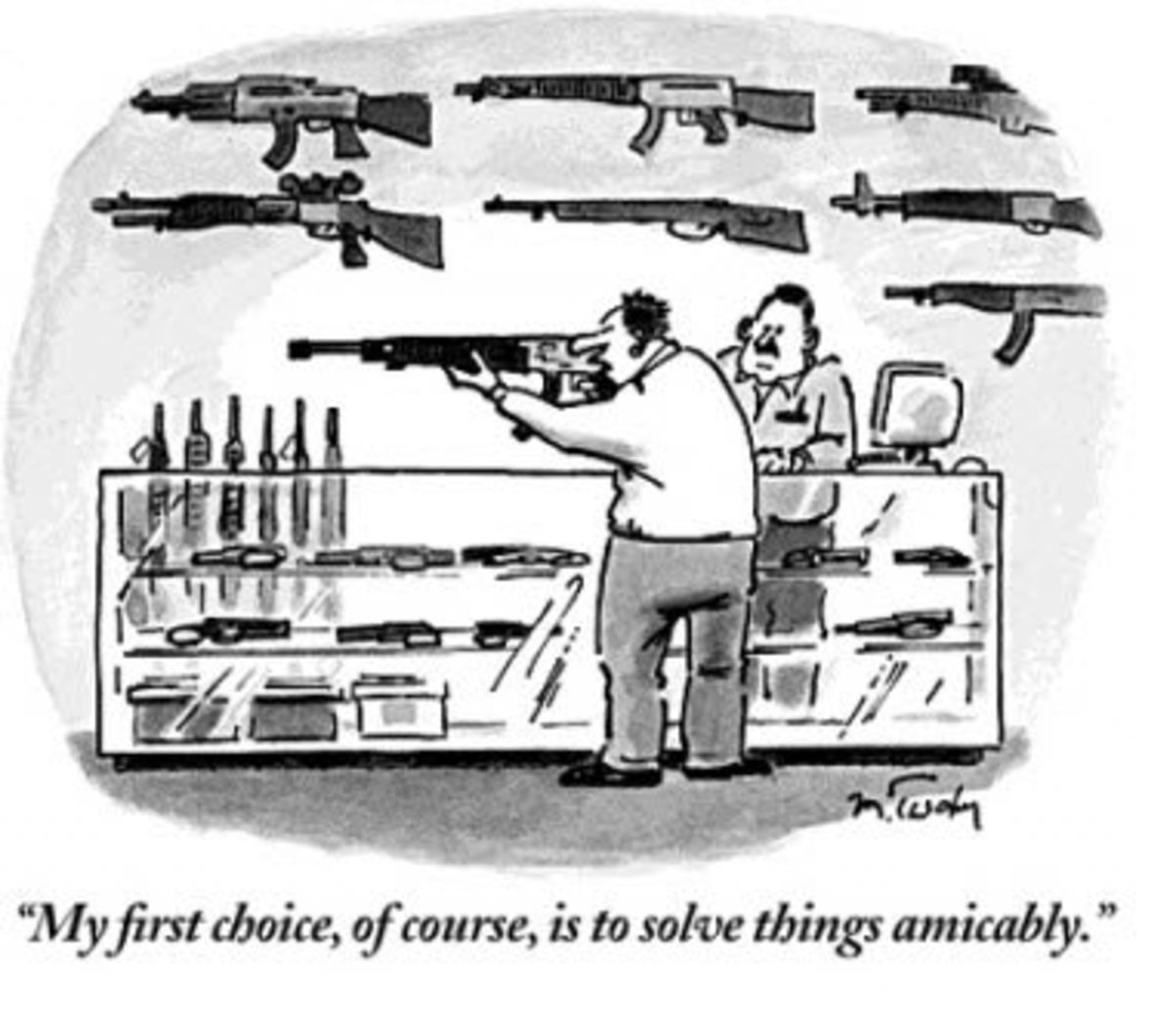 Gun Control and the 2nd Amendment