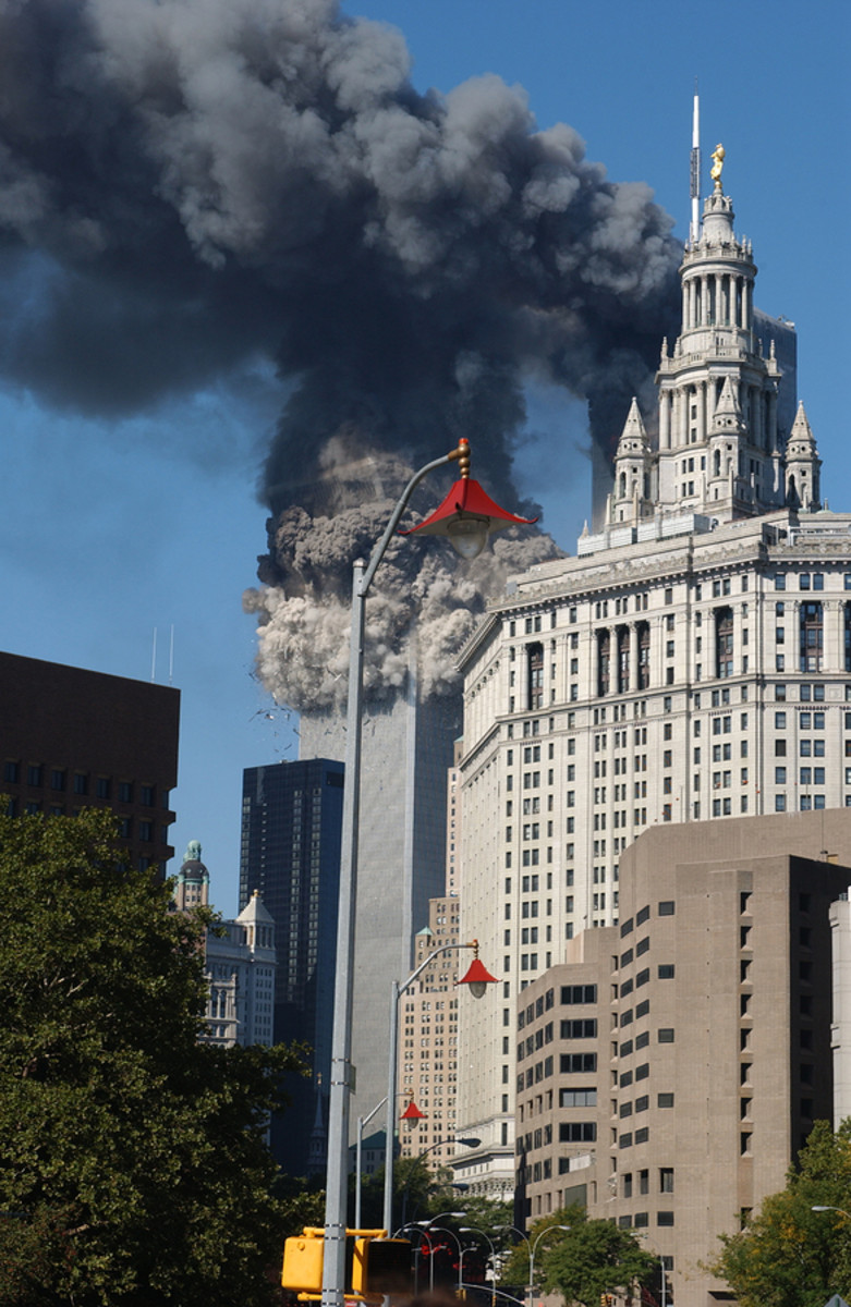 Lost in the Terror: The Crews of 9/11