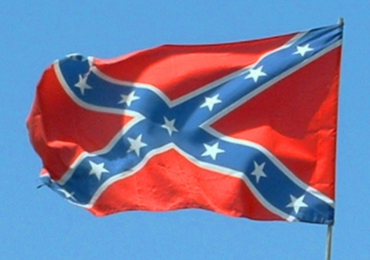 Research Says Just Seeing the Confederate Flag Triggers Racism