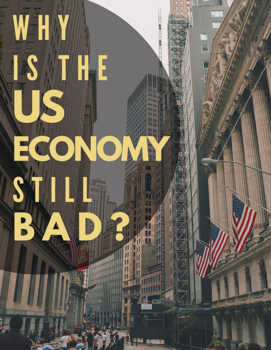 Why is the American economy still not doing very well?