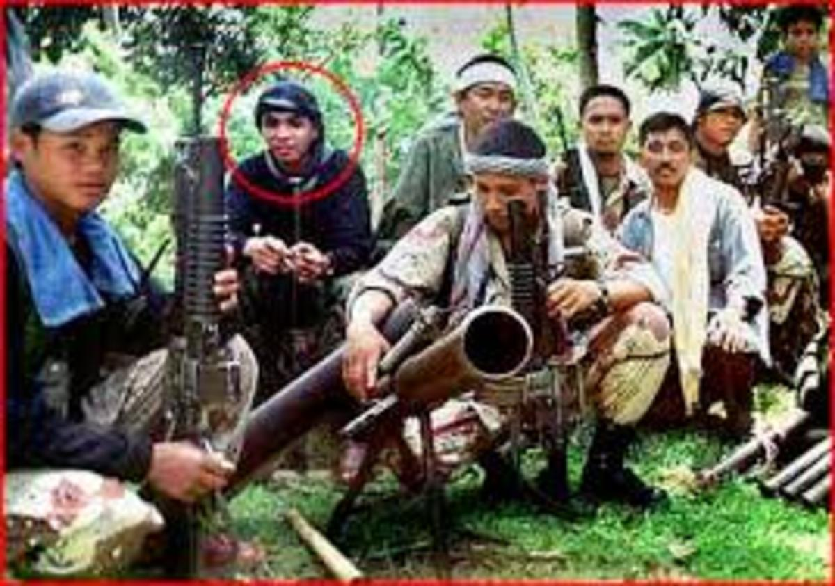 Abu Sayyaf members