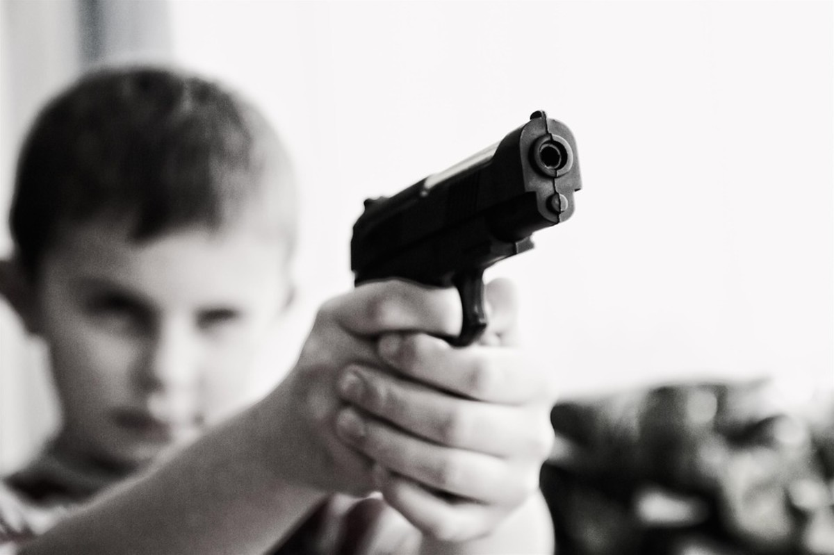 Guns for Children: America's Tragic Gun Culture