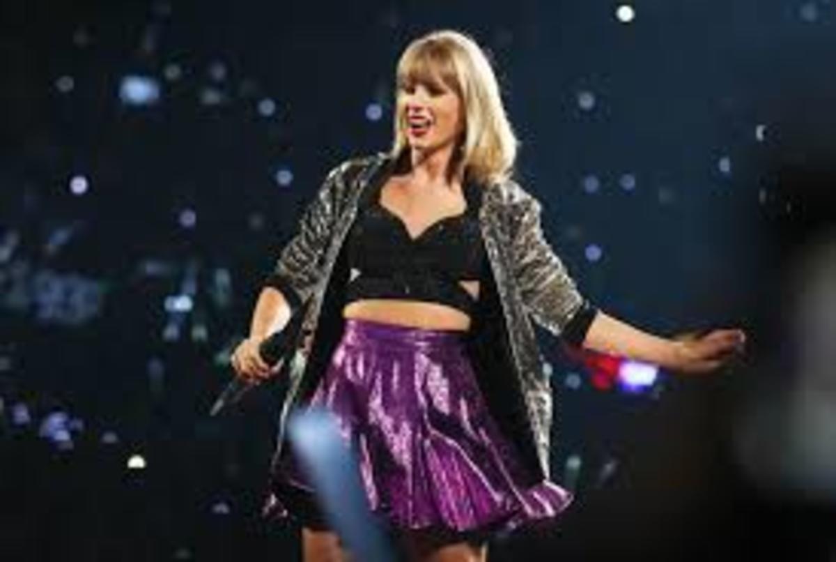 Taylor Swift Nominated as Aryan Goddess by Neo-Nazis