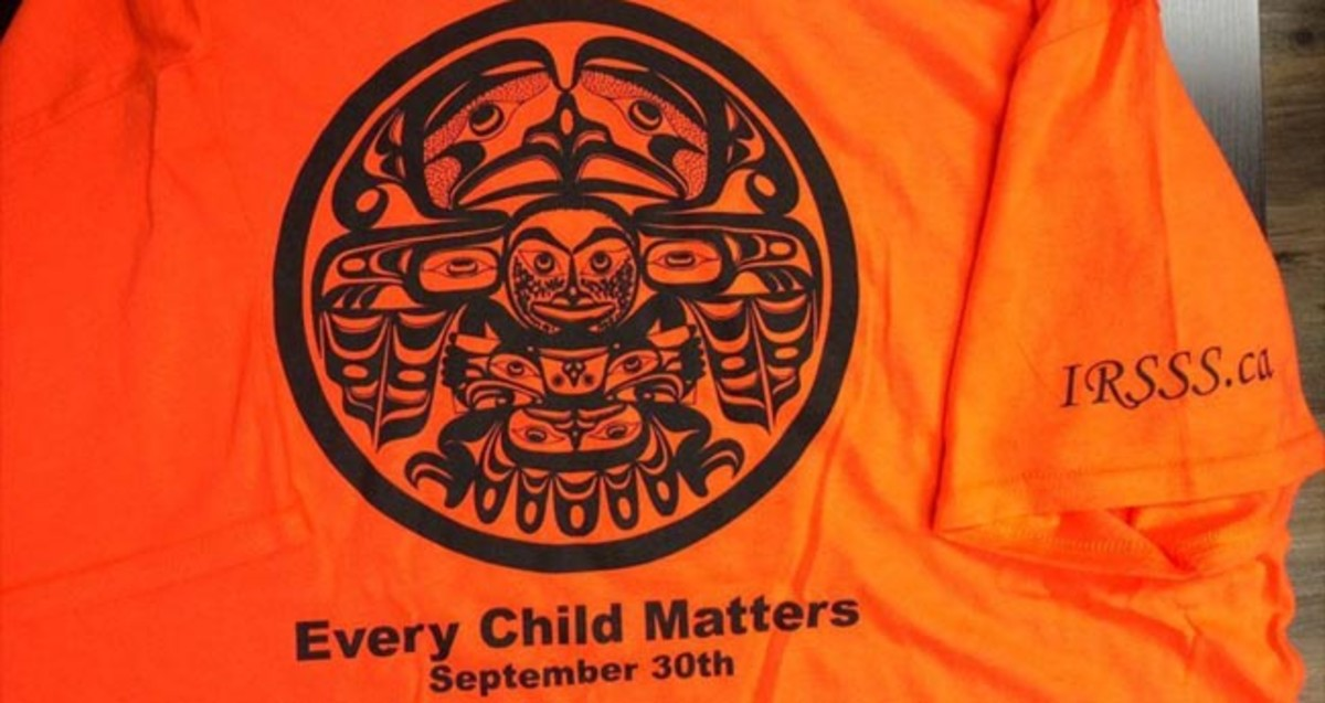 A Matter Of Orange Shirts And Respect