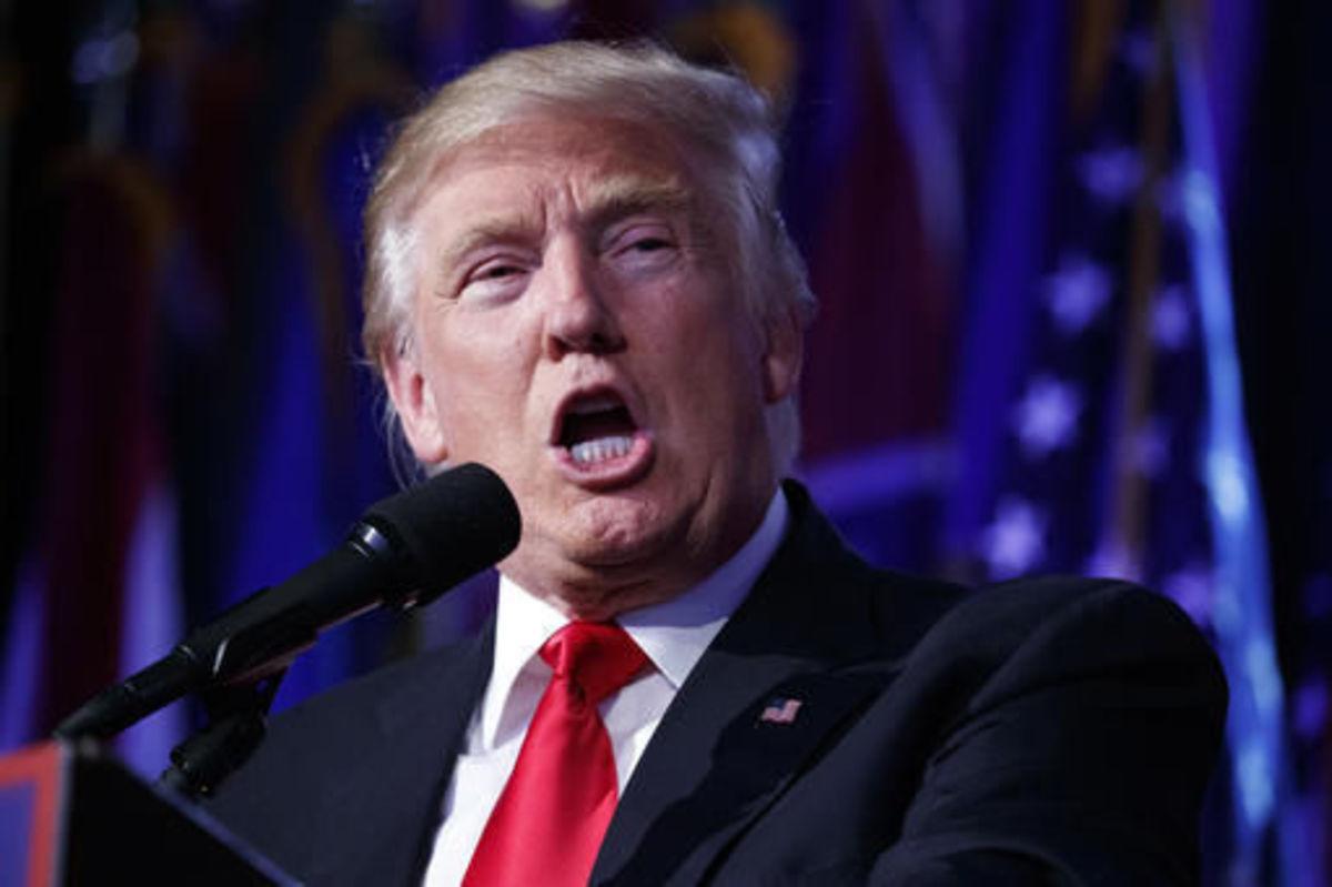 President-Elect Trump