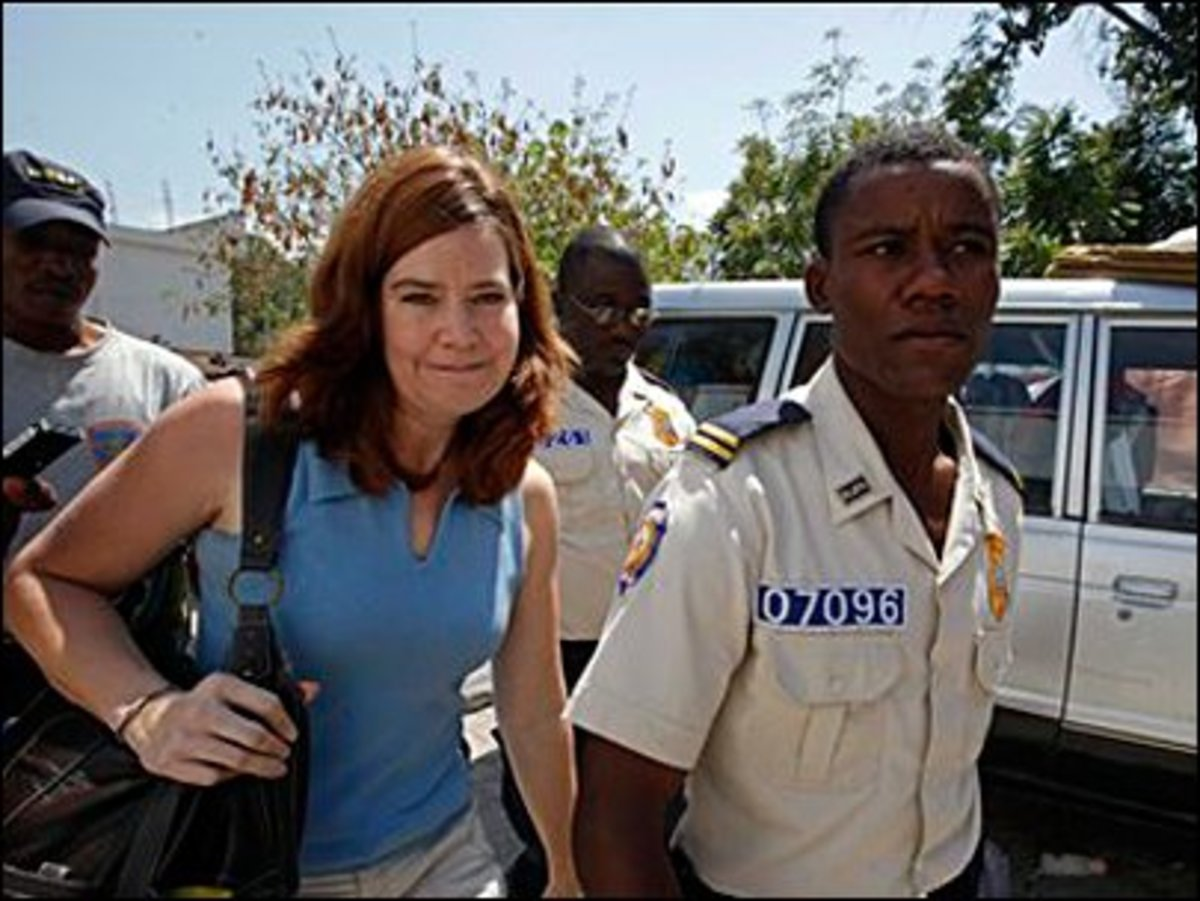 Hillary Violated State Department Policy to Get Convicted Child Trafficker Out of Haiti.   Activist Found Dead.