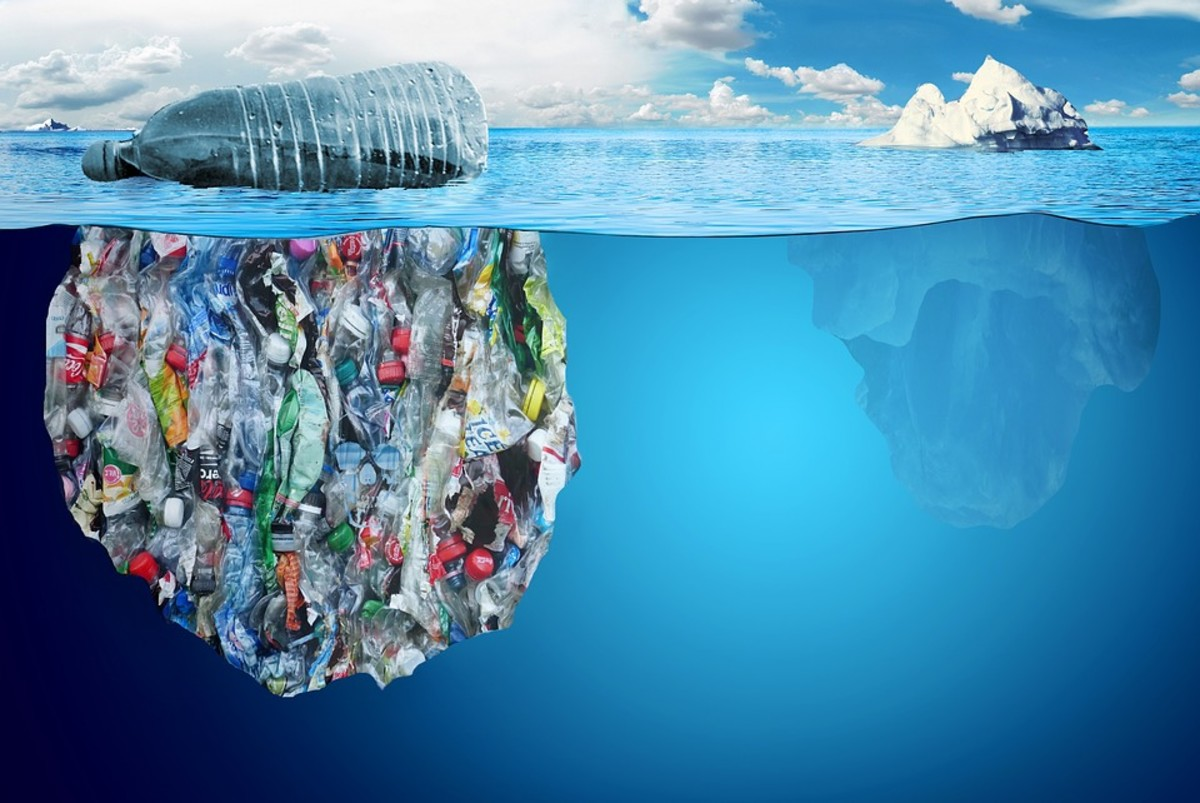 Plastic in our oceans is an ongoing problem.
