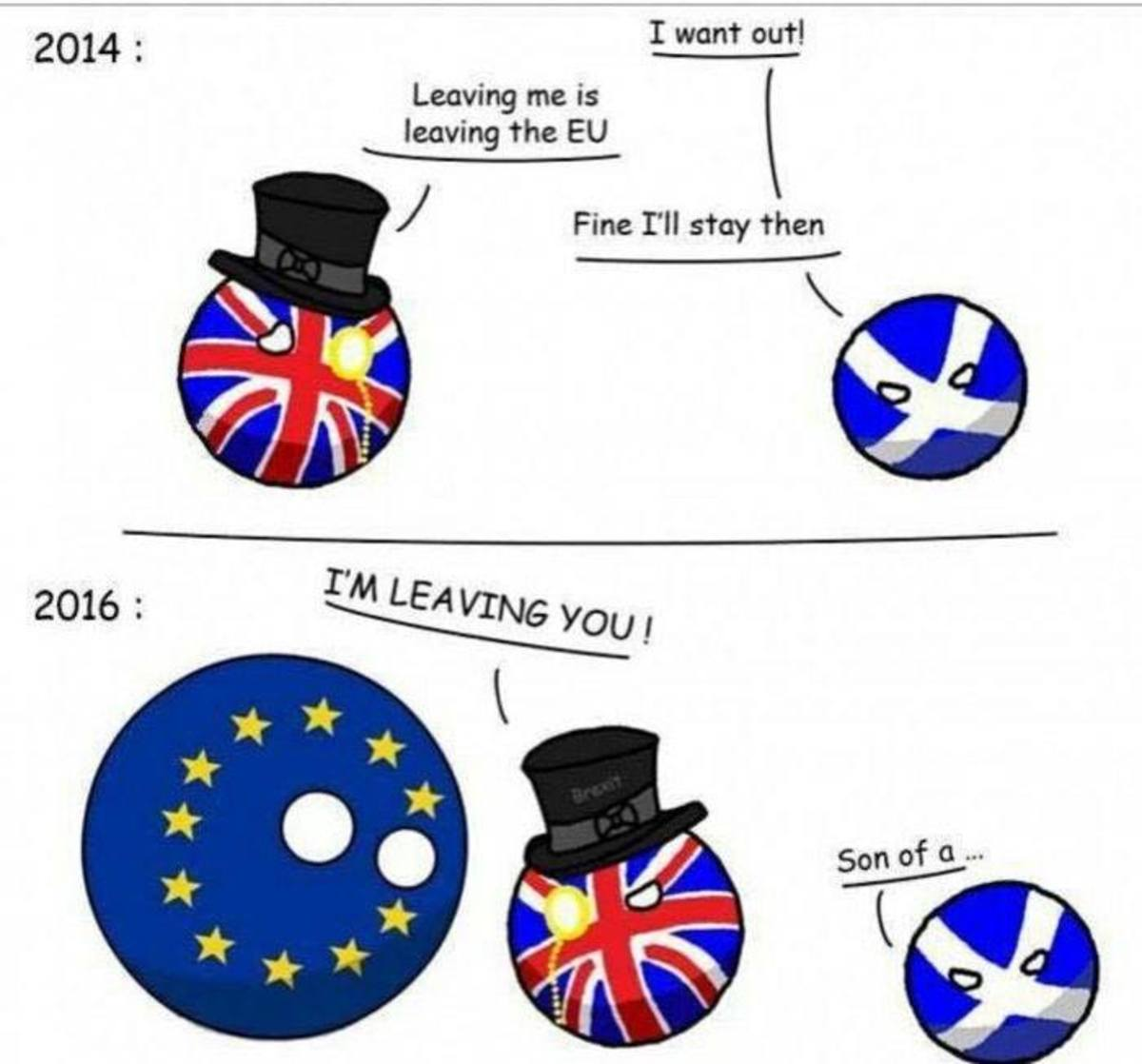 Independence Is Inevitable Unless Its Supporters Kill It Off