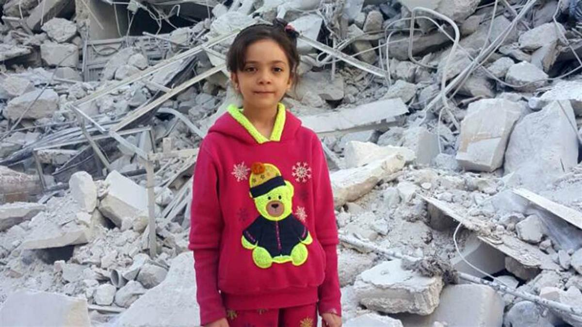 Bana Alabed's Syria: A True Horror