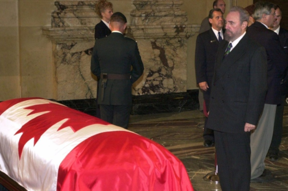 "Think Before You Speak:  Justin Trudeau's Fidel Castro ""Eulogy"""