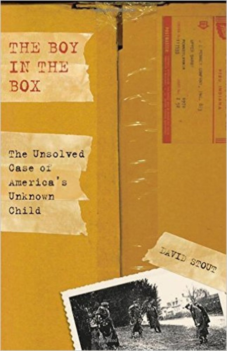 """""""The Boy in the Box"""" by David Stout"""