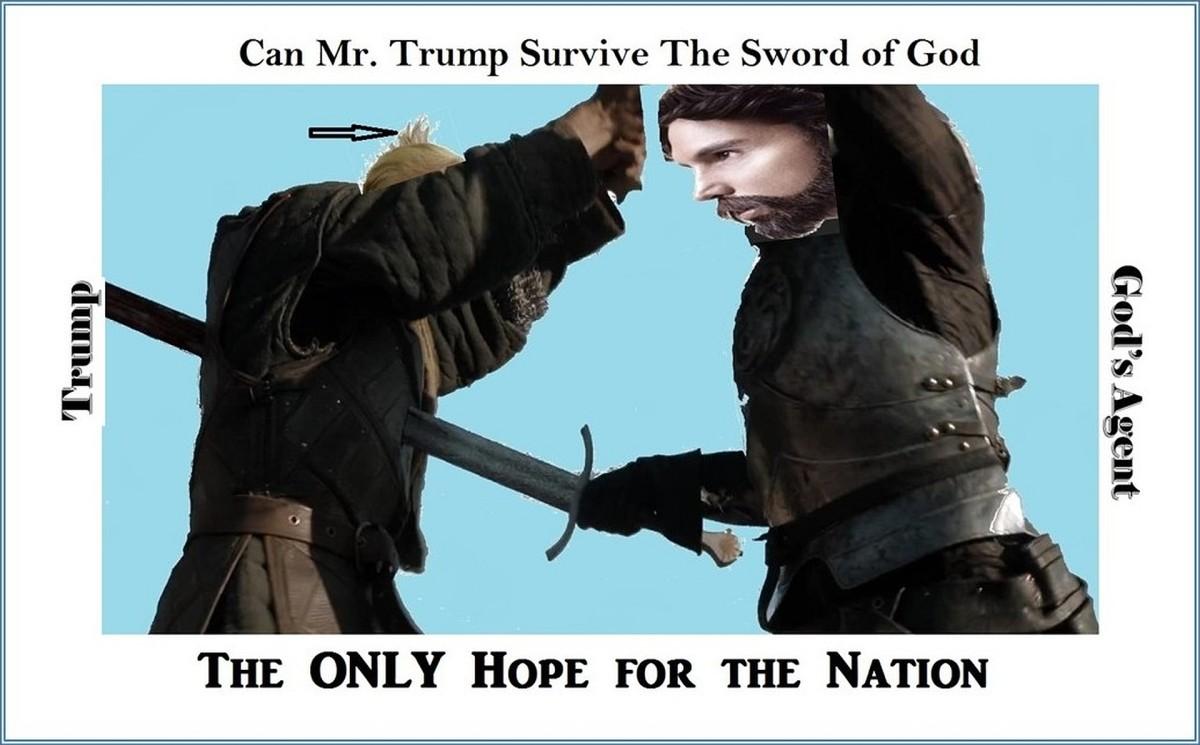 Can God Save US from Trumpageddon