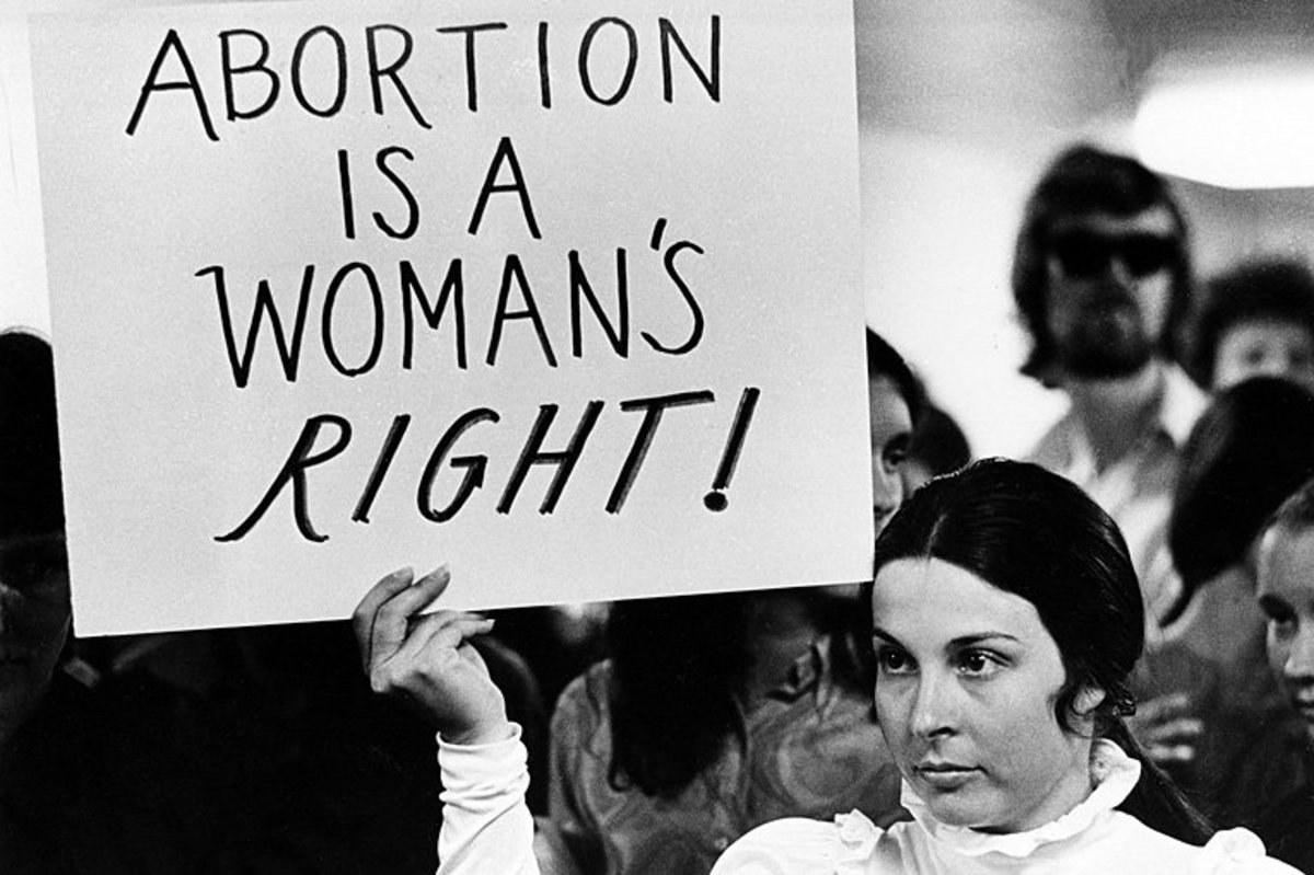 Roe v Wade is still a divisive case.