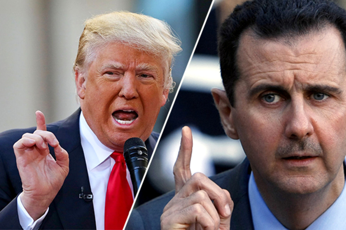 No Way to Wake Up:  Trump on Syria