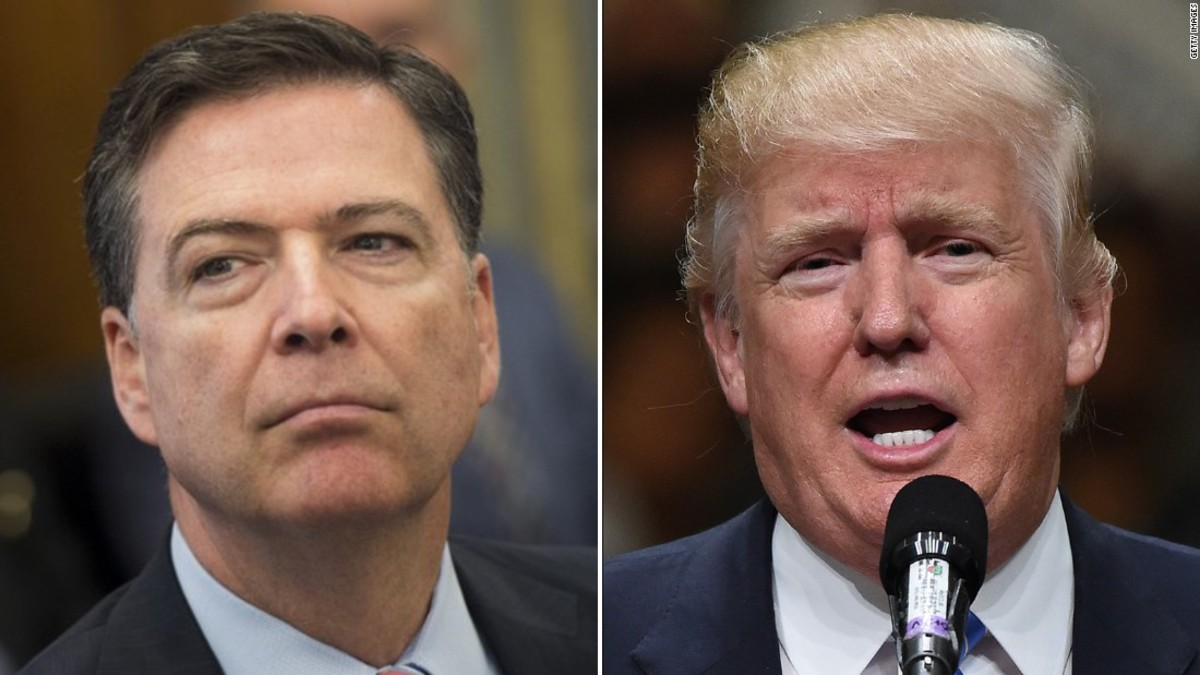James Comey and Donald Trump: Surprised but Not Surprised