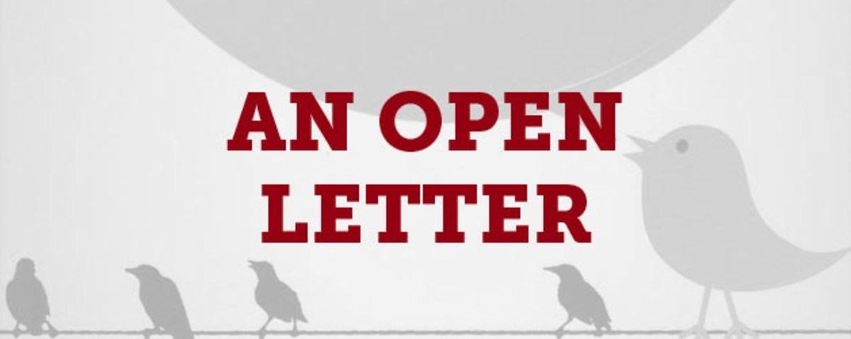 An Open Letter to President Trump