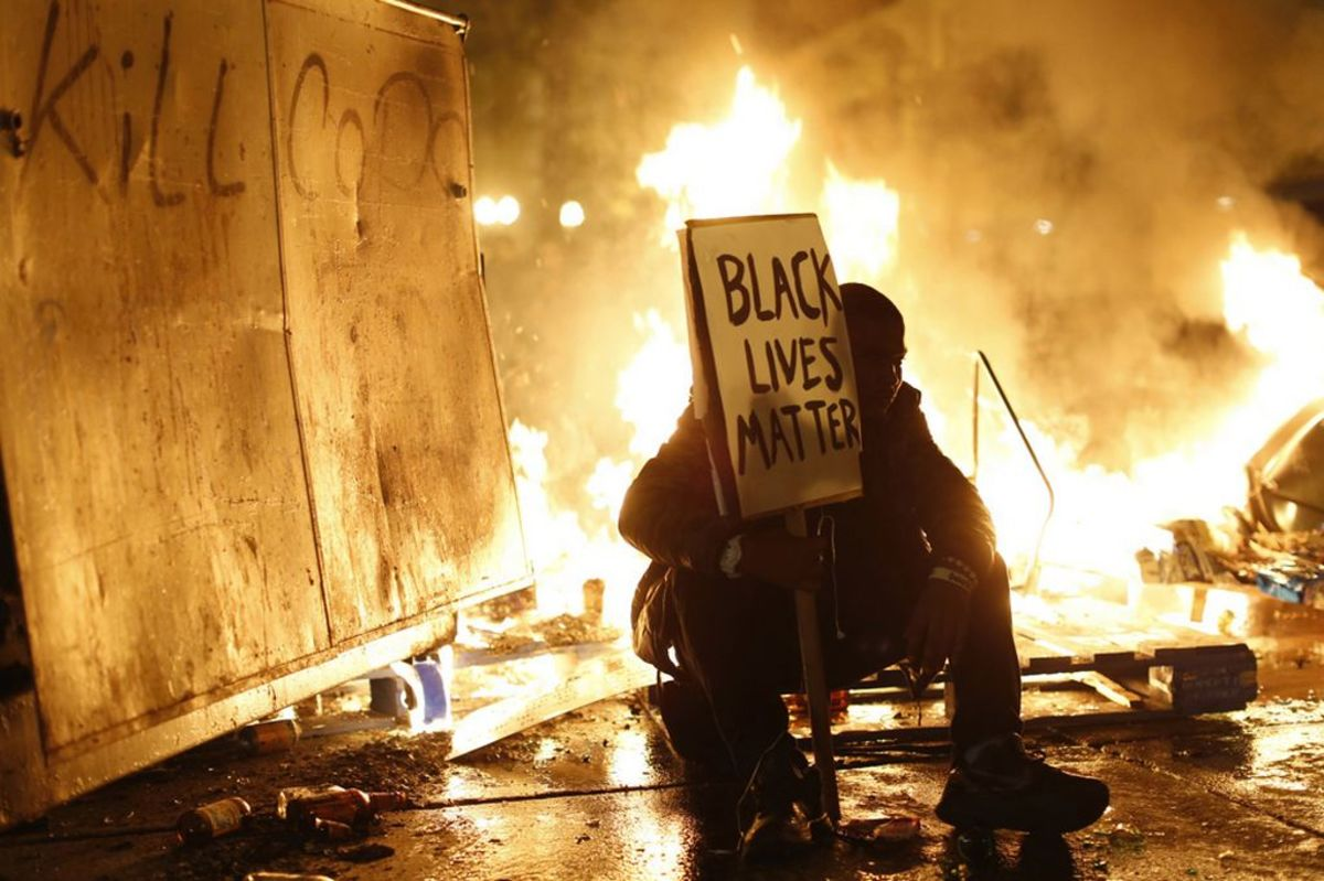 Ferguson riots: How the death of an unarmed black teenager sparked protests across 170 US cities