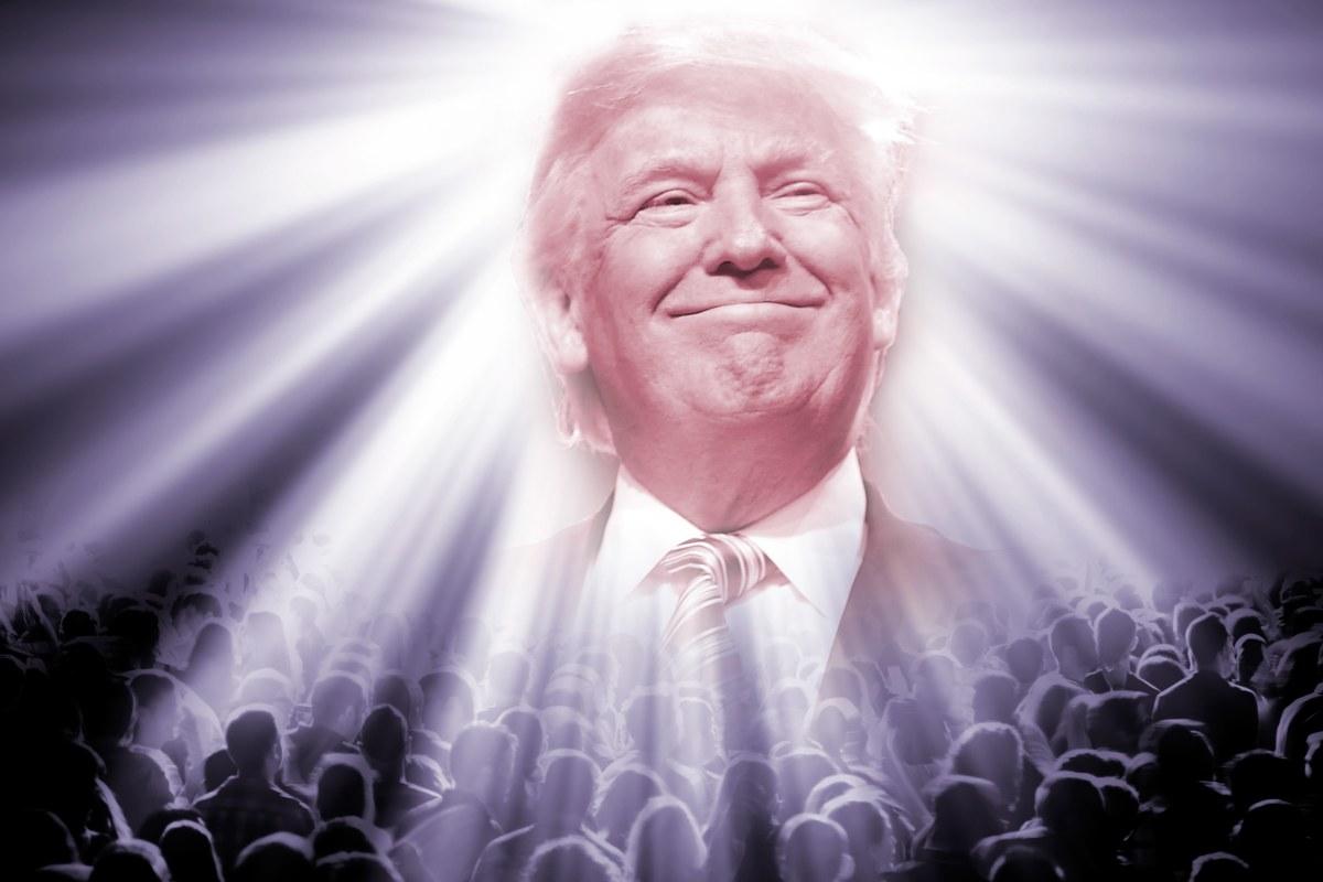 Do Trump followers exhibit cult-like characteristics?