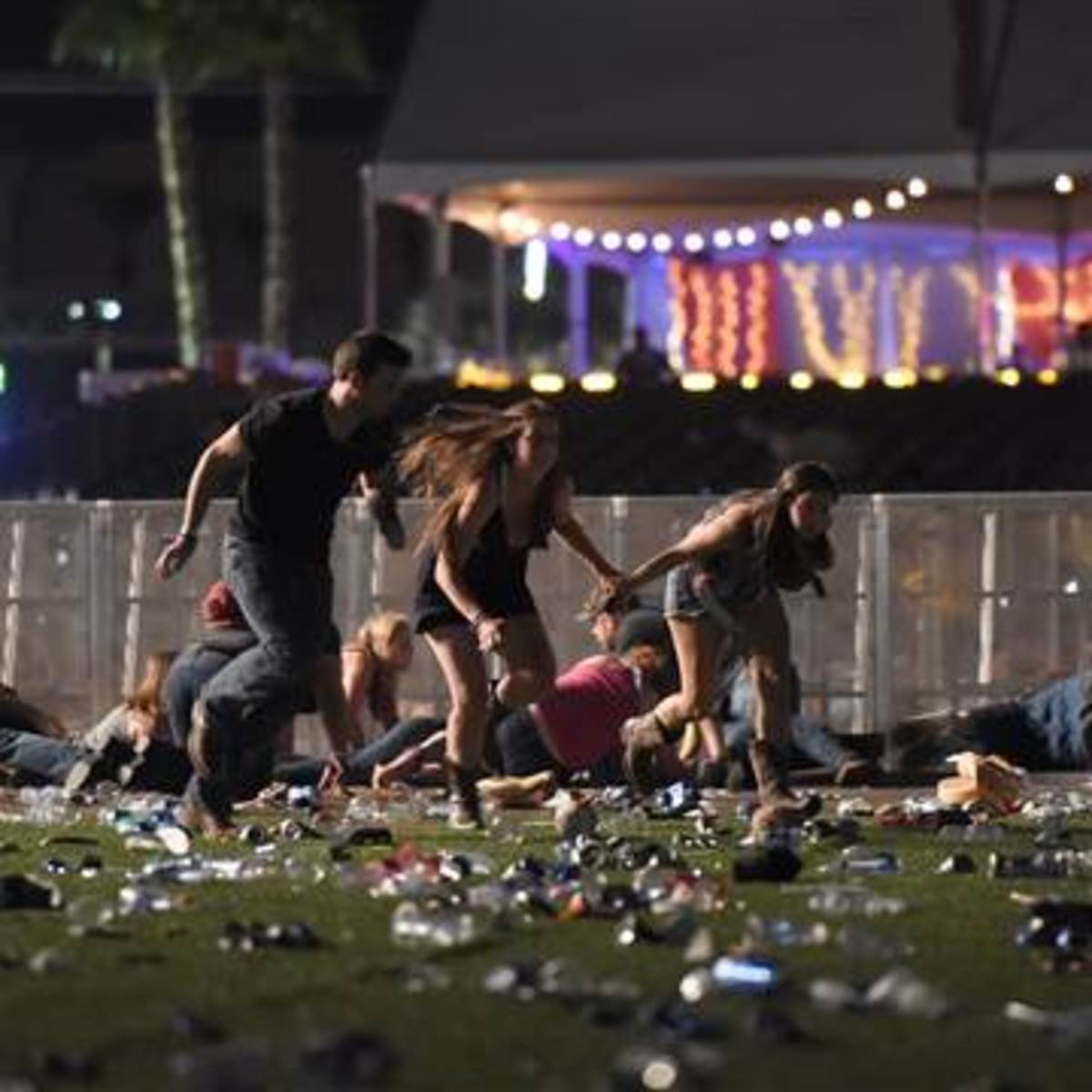 What is happening to our world that concertgoers are no longer safe?
