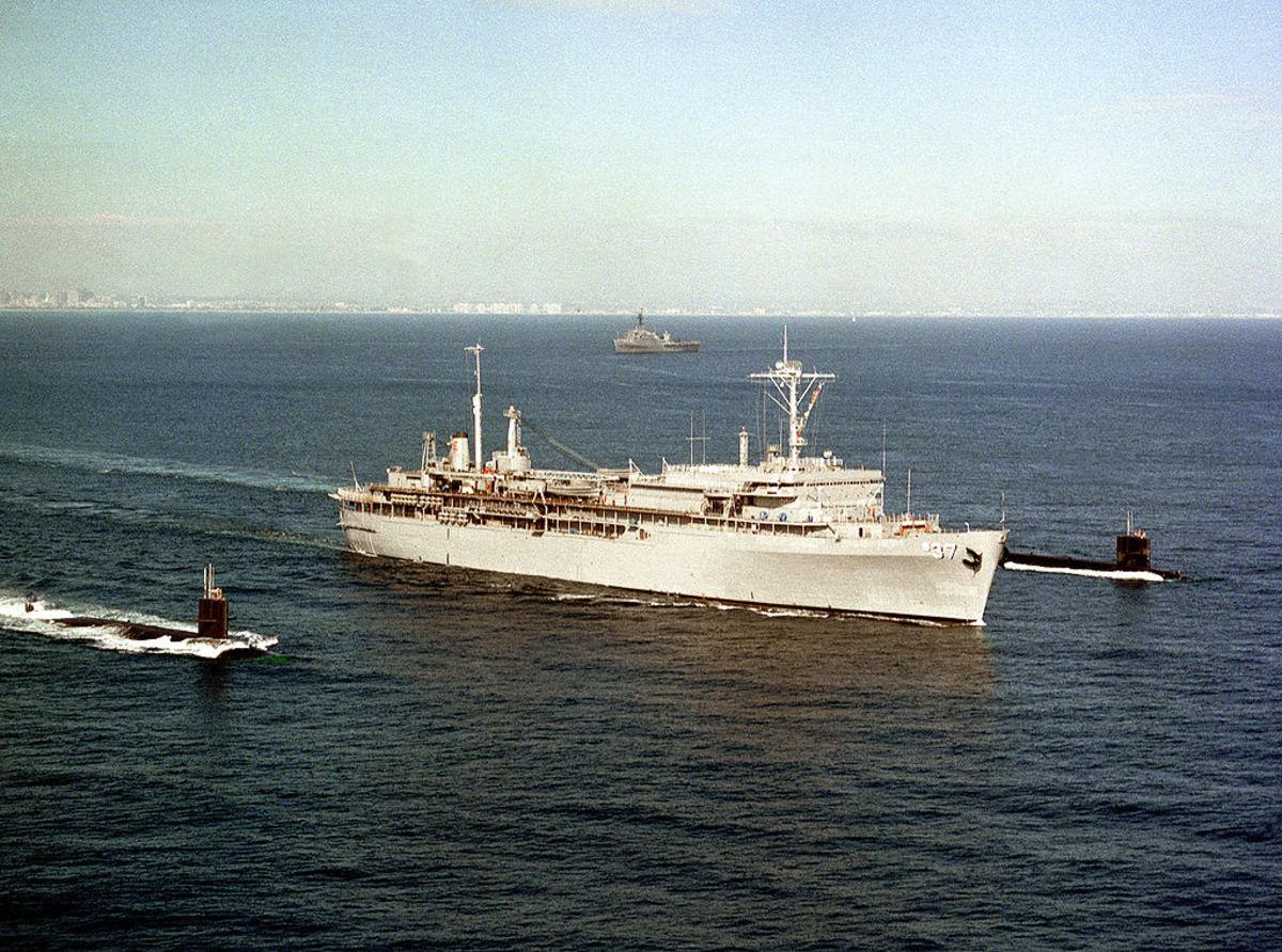 USS Dixon