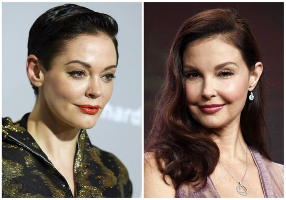 Actors Rose McGowan and Ashley Judd were among the first voices to level serious accusations against disgraced movie mogul Harvey Weinstein.