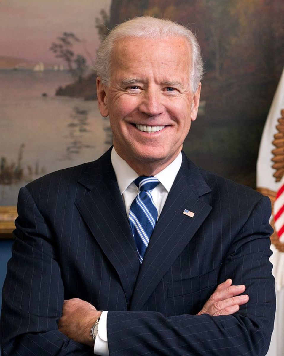Joe Biden: 47th Vice President of the United States
