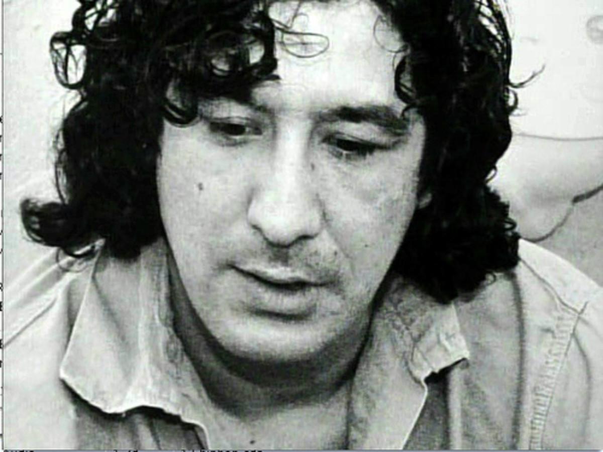 Leonard Peltier in 1975.