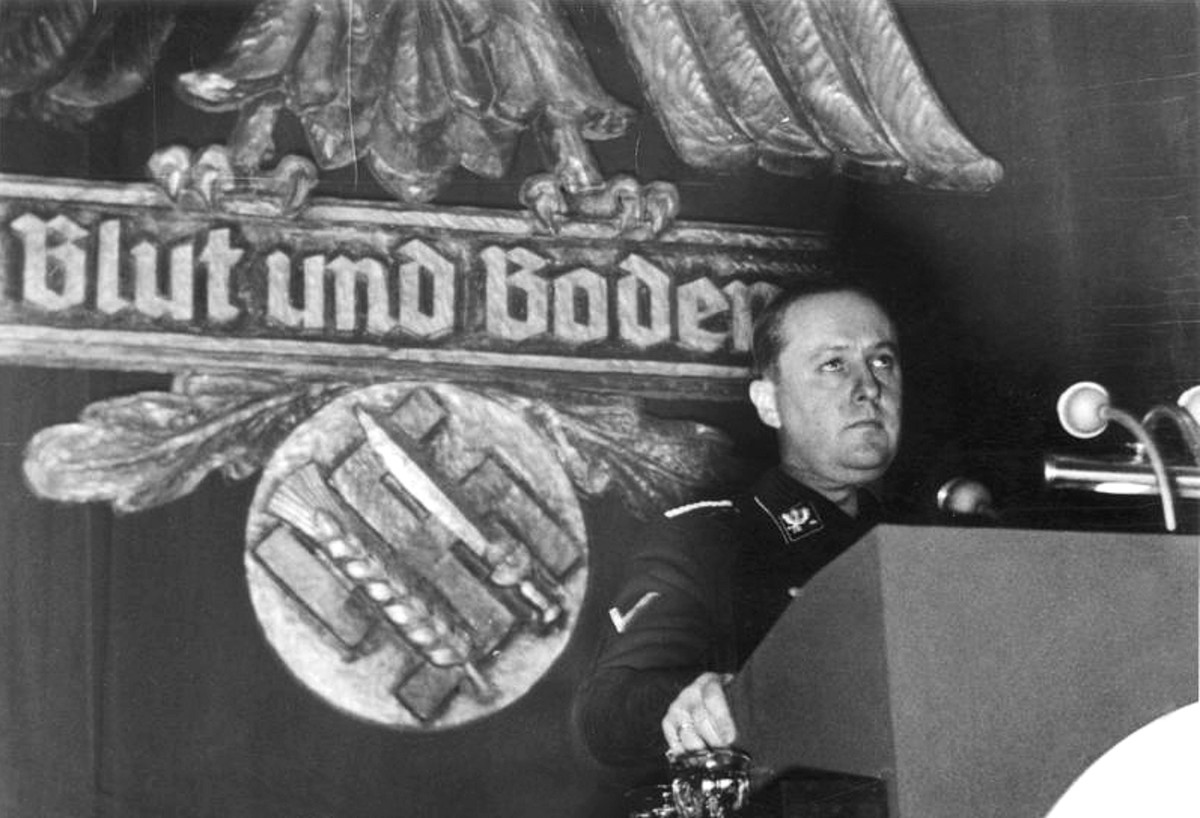 The Nazi Chant of Blood and Soil